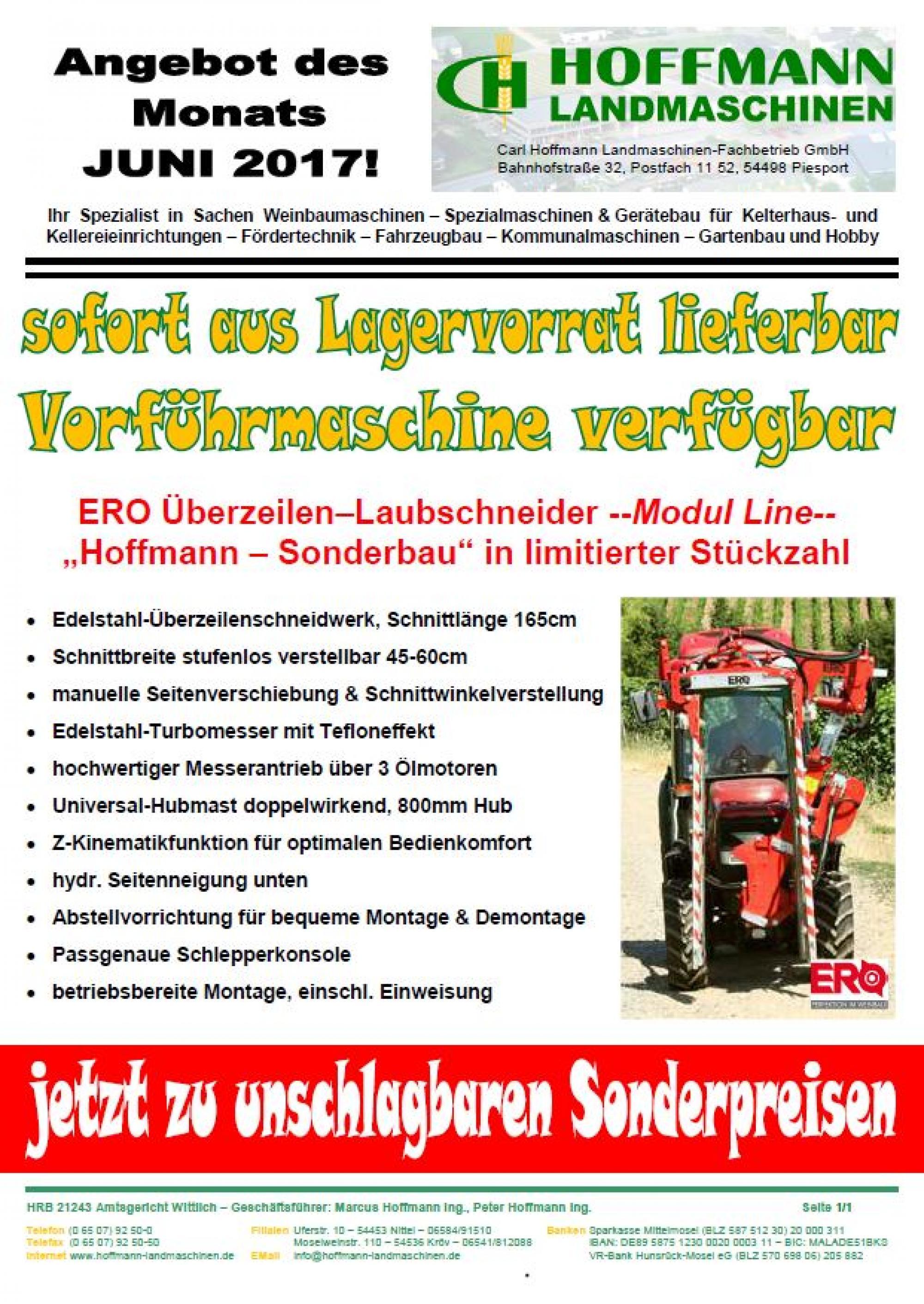 ERO Laubschneider